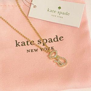 Kate Spade Cat necklace